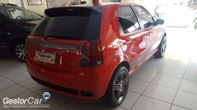 Fiat Palio 1.8 R (Flex) 4p - Foto #4