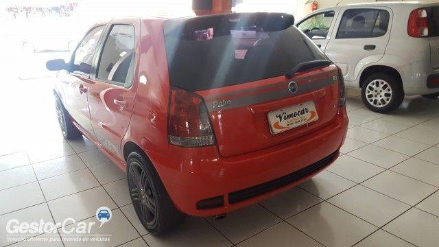 Fiat Palio 1.8 R (Flex) 4p - Foto #5