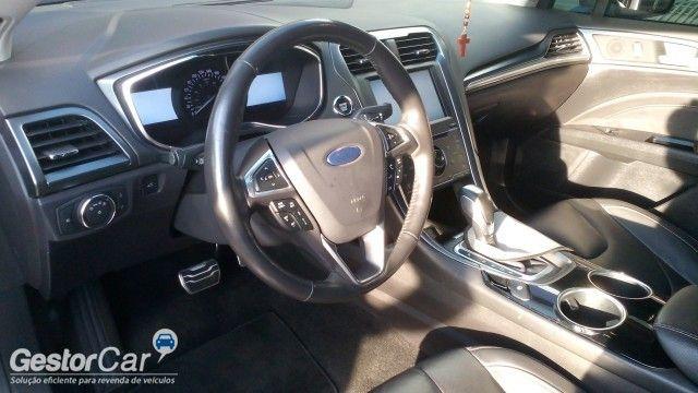 Ford Fusion 2.0 16V GTDi Titanium AWD (Aut) - Foto #8