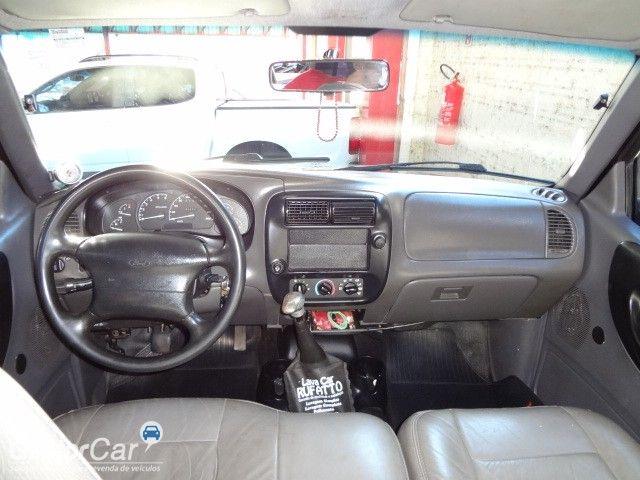 Ford Ranger XL 4x2 2.8 Turbo (Cabine Estendida) - Foto #9