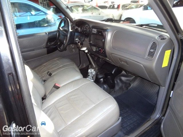Ford Ranger XL 4x2 2.8 Turbo (Cabine Estendida) - Foto #10