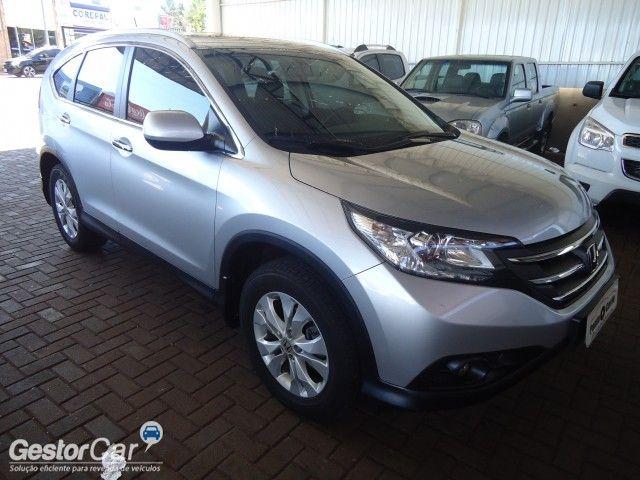 Honda CR-V EXL 2.0 16v 4x2 (Flex) (Aut) - Foto #2
