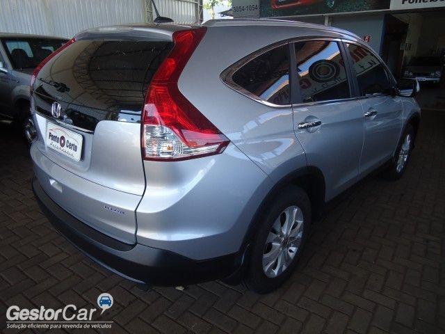Honda CR-V EXL 2.0 16v 4x2 (Flex) (Aut) - Foto #4