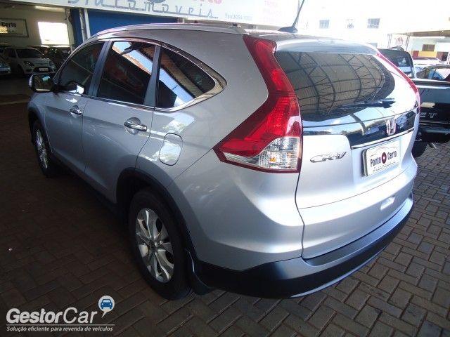 Honda CR-V EXL 2.0 16v 4x2 (Flex) (Aut) - Foto #5