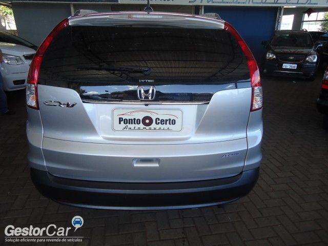 Honda CR-V EXL 2.0 16v 4x2 (Flex) (Aut) - Foto #6