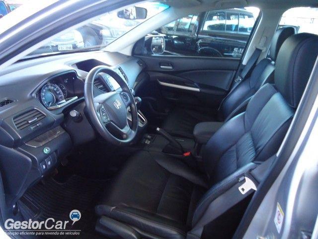 Honda CR-V EXL 2.0 16v 4x2 (Flex) (Aut) - Foto #8