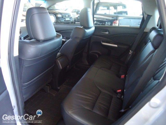 Honda CR-V EXL 2.0 16v 4x2 (Flex) (Aut) - Foto #9