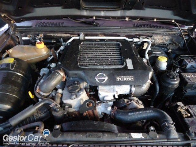 Nissan Frontier SE 4x2 2.8 (cab.dupla) - Foto #6