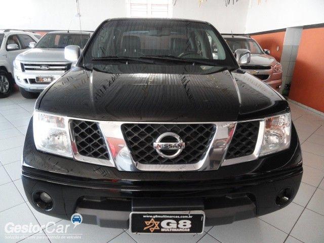 Nissan Frontier SEL 4x4 2.5 16V (cab. dupla) (aut) - Foto #3