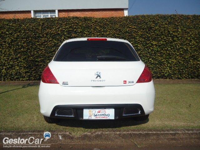 Peugeot 308 Quiksilver 1.6 16v - Foto #8