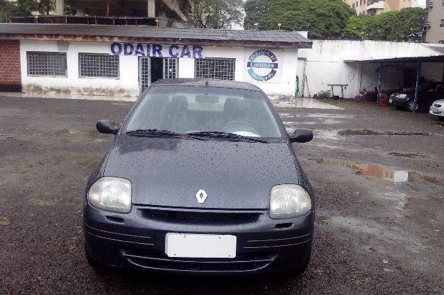 Renault Clio Sedan Rl 1.0 16V - Foto #1