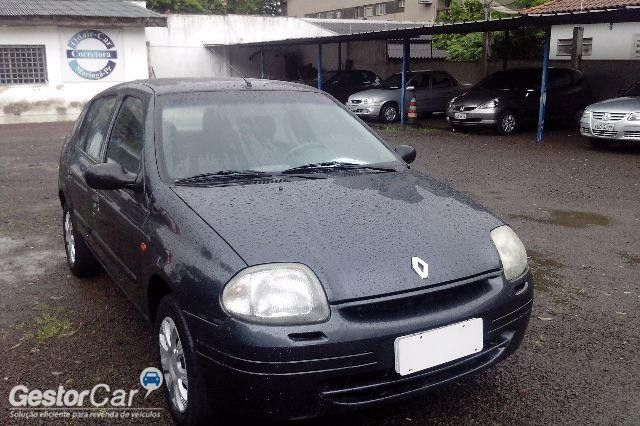 Renault Clio Sedan Rl 1.0 16V - Foto #3