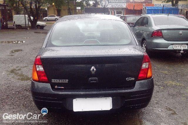 Renault Clio Sedan Rl 1.0 16V - Foto #5