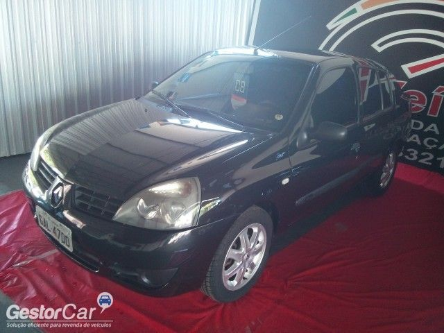 Renault Clio Sedan Expression 1.6 16V (flex) - Foto #2