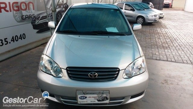 Toyota Corolla Sedan XEi 1.8 16V (nova série) - Foto #3