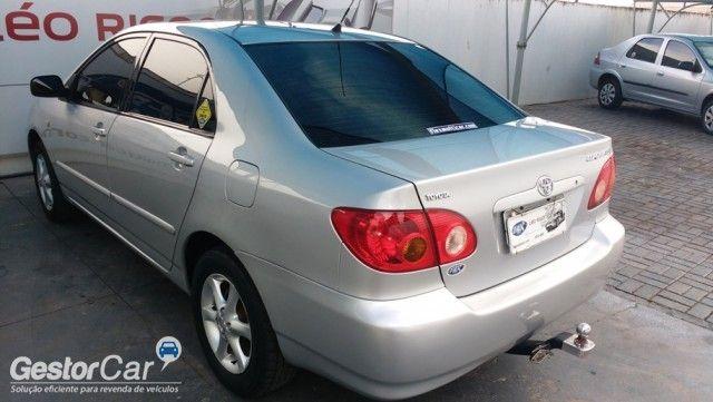 Toyota Corolla Sedan XEi 1.8 16V (nova série) - Foto #7