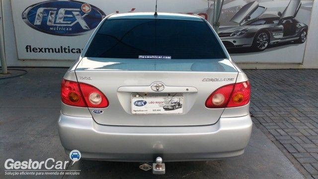Toyota Corolla Sedan XEi 1.8 16V (nova série) - Foto #8