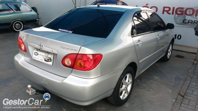 Toyota Corolla Sedan XEi 1.8 16V (nova série) - Foto #9