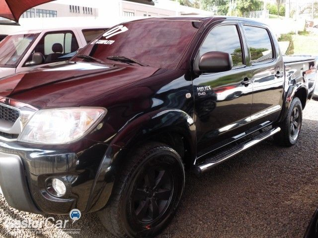 Toyota Hilux STD 4x2 2.5 (cab. dupla) - Foto #2