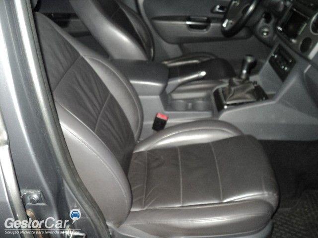 Volkswagen Amarok 2.0 TDi AWD Highline - Foto #6