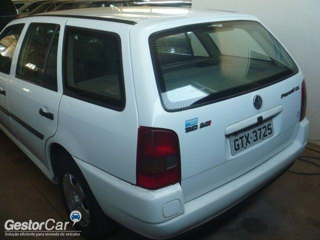 Volkswagen Parati CL 1.6 MI - Foto #3