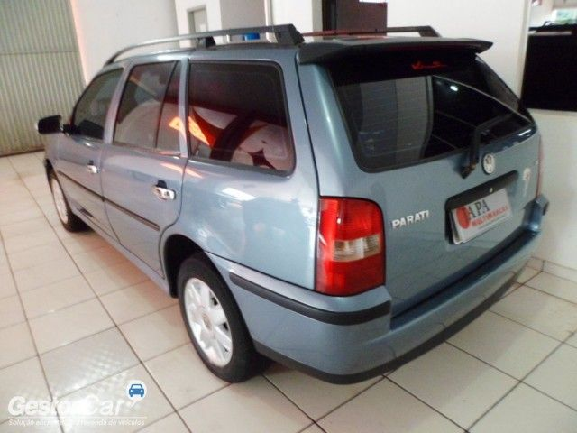 Volkswagen Parati 1.8 MI - Foto #4