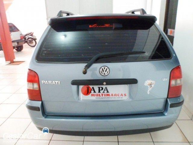 Volkswagen Parati 1.8 MI - Foto #9