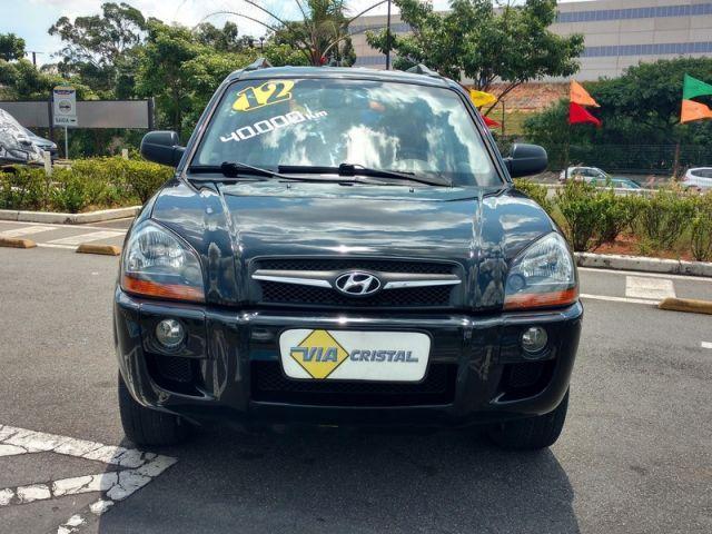 Hyundai Tucson GL 4x2 2WD 2.0 16V - Foto #2