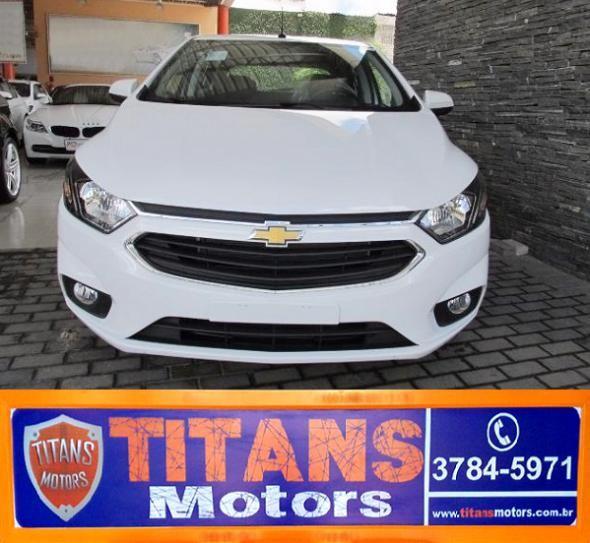 Chevrolet Onix 1.4 LTZ SPE/4 Eco (Aut) - Foto #2