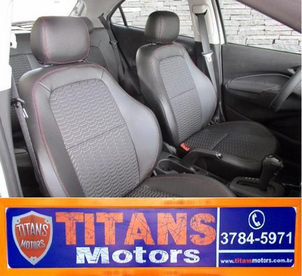 Chevrolet Onix 1.4 LTZ SPE/4 Eco (Aut) - Foto #4
