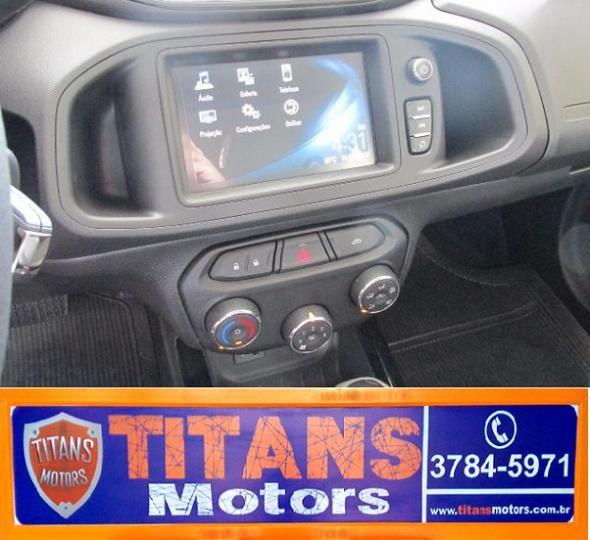 Chevrolet Onix 1.4 LTZ SPE/4 Eco (Aut) - Foto #5