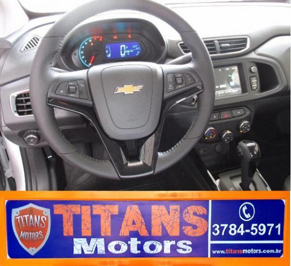 Chevrolet Onix 1.4 LTZ SPE/4 Eco (Aut) - Foto #7