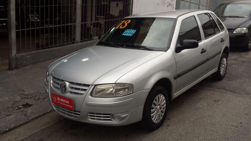 Volkswagen Gol 1.0 Mi City 8V G.iv - Foto #1
