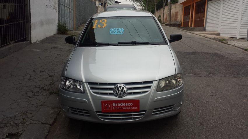 Volkswagen Gol 1.0 Mi City 8V G.iv - Foto #2