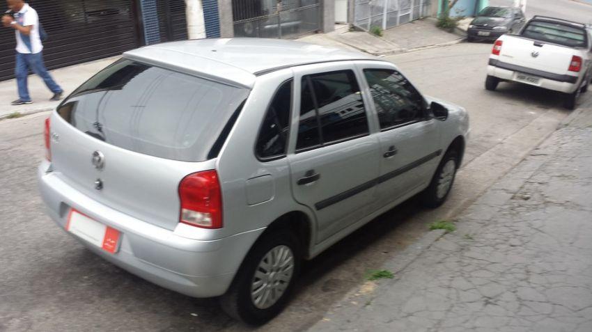 Volkswagen Gol 1.0 Mi City 8V G.iv - Foto #6