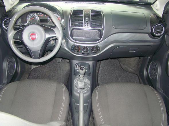 Fiat Siena Attrac. 1.4 Evo F.flex 8v - Foto #9