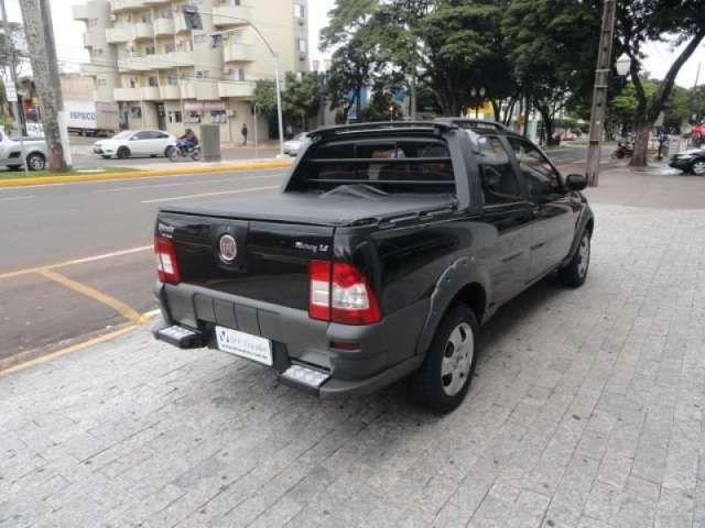 Fiat Strada Working 1.4 (Flex)(Cabine Dupla) - Foto #6
