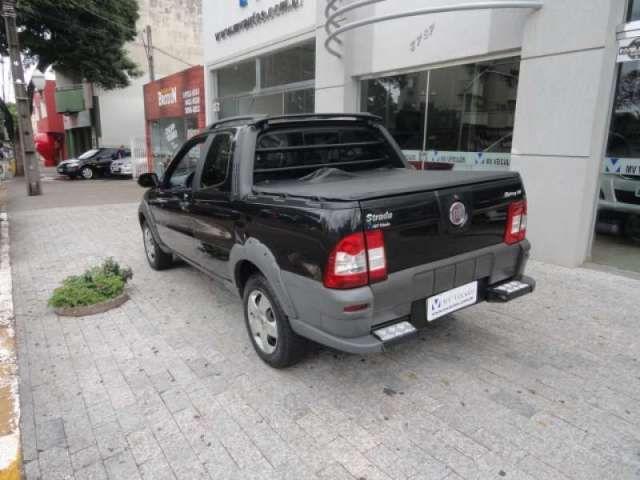 Fiat Strada Working 1.4 (Flex)(Cabine Dupla) - Foto #7