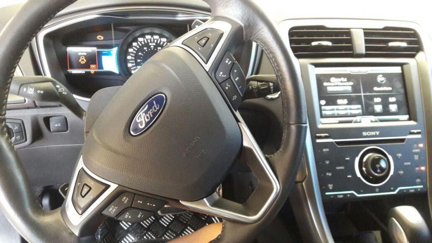 ford fusion 2 0 ecoboost titanium awd aut 2014 2014 sal o do carro 103691. Black Bedroom Furniture Sets. Home Design Ideas