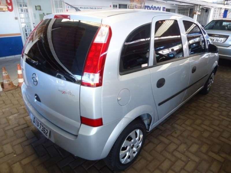 Chevrolet Meriva 1.8 8V (Flex) - Foto #7