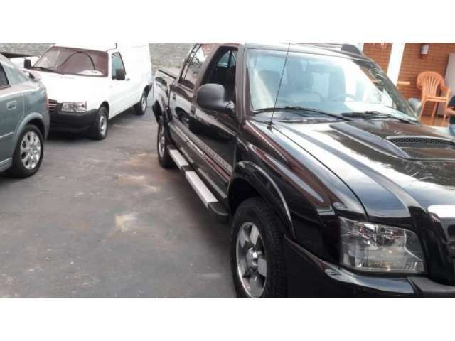 Chevrolet S10 Executive 4x2 2.4 (Flex) (Cabine Dupla) - Foto #2