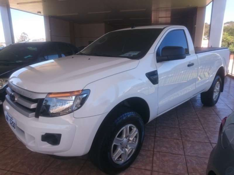 Ford Ranger 2.5 CS XLS 4x2 (Flex) - Foto #1