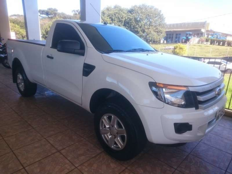 Ford Ranger 2.5 CS XLS 4x2 (Flex) - Foto #2