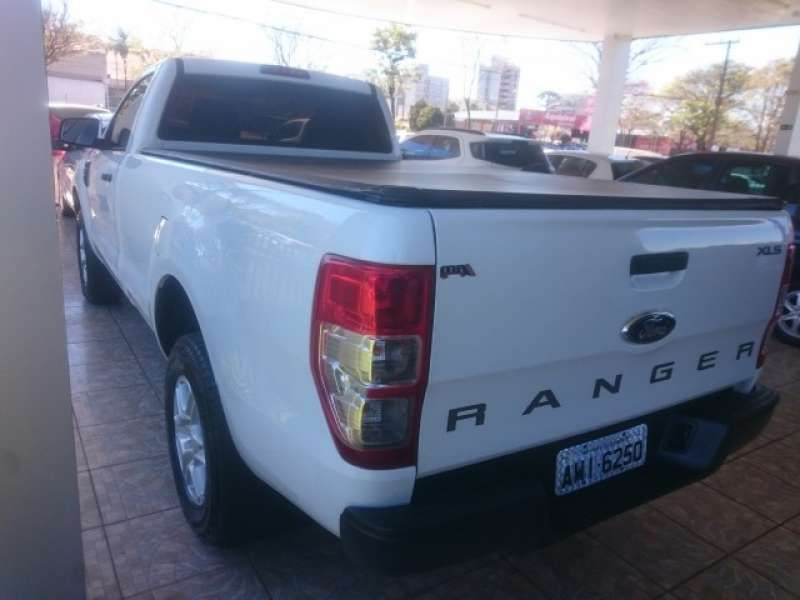 Ford Ranger 2.5 CS XLS 4x2 (Flex) - Foto #3