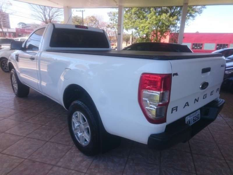 Ford Ranger 2.5 CS XLS 4x2 (Flex) - Foto #4
