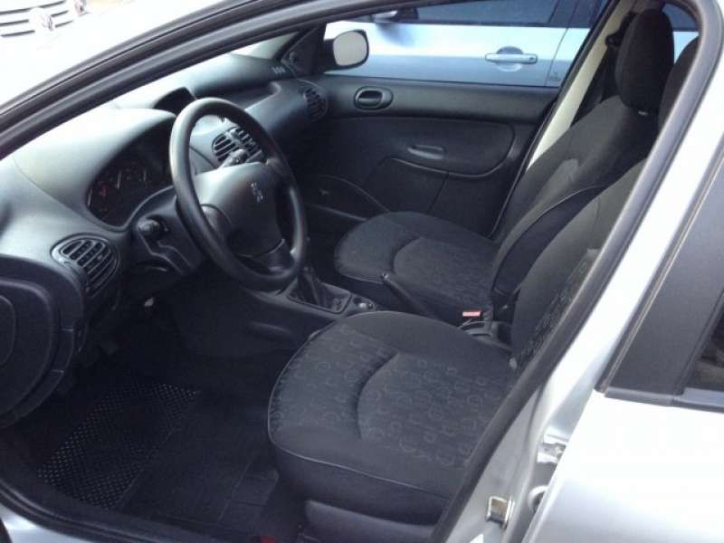 Peugeot 206 SW Presence 1.4 (flex) - Foto #7