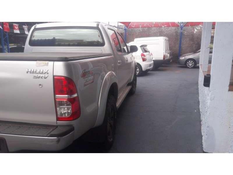 Toyota Hilux 3.0 TDI 4x4 CD SRV Auto - Foto #6