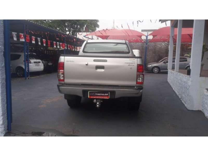 Toyota Hilux 3.0 TDI 4x4 CD SRV Auto - Foto #7