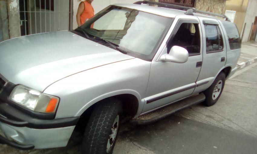 Chevrolet Blazer 4x2 4.3 SFi V6 - Foto #8
