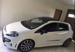 Fiat Punto BlackMotion 1.8 16V Dualogic (Flex)